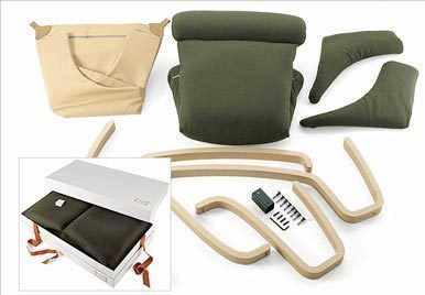 Viking Poltrona Frau.Viking In A Flat Pack A Pre Ikea Classic Design 4